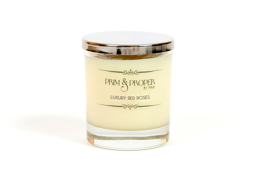 Luxury Home Products luxury red roses luxury home candle - £25.00 - luxury scented